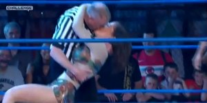 madison rayne kiss